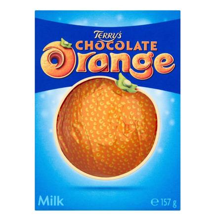 Terry's Chocolate Oranges 157g only 99p @ Aldi