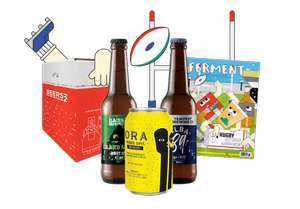 10 Craft beers delivered from beer52 for £4.95