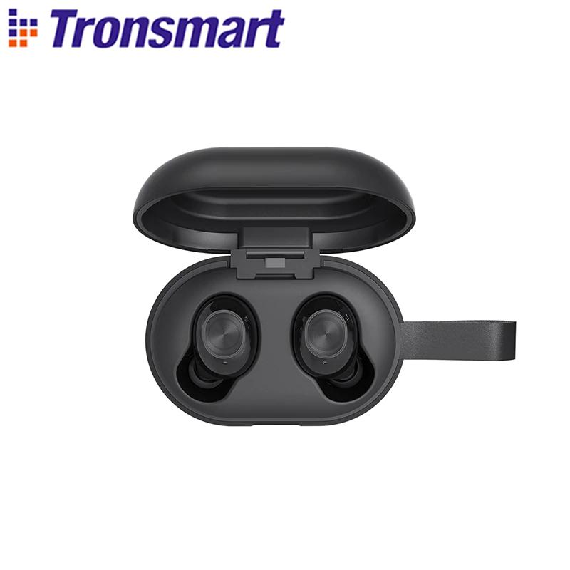 Tronsmart Spunky Beat Bluetooth TWS Earphone APTX Wireless Earbuds with QualcommChip, Touch Control £17.68 @ tronsmart official /aliexpress