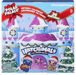 Hatchimals Colleggtibles Advent Calendar £14.99 Smyths