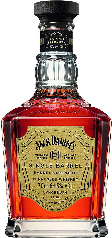 Jack Daniel's 64.5% Single Barrel Strength Whisky 70cl £45.99 Amazon