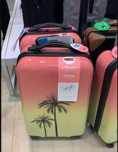 Saffy B Travel Luggage £20 at Primark