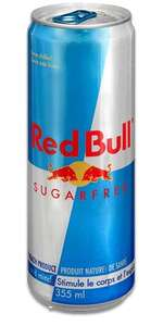 Red Bull Sugar Free 355ml Large Can £1.19 @ Tesco (Blackfriars) discount offer
