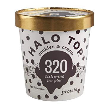 Halo Top ice cream 79p @ Heron Foods