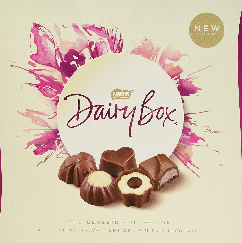 Dairy Box Chocolate Carton, 360g £3 at Amazon Pantry Prime Exclusive