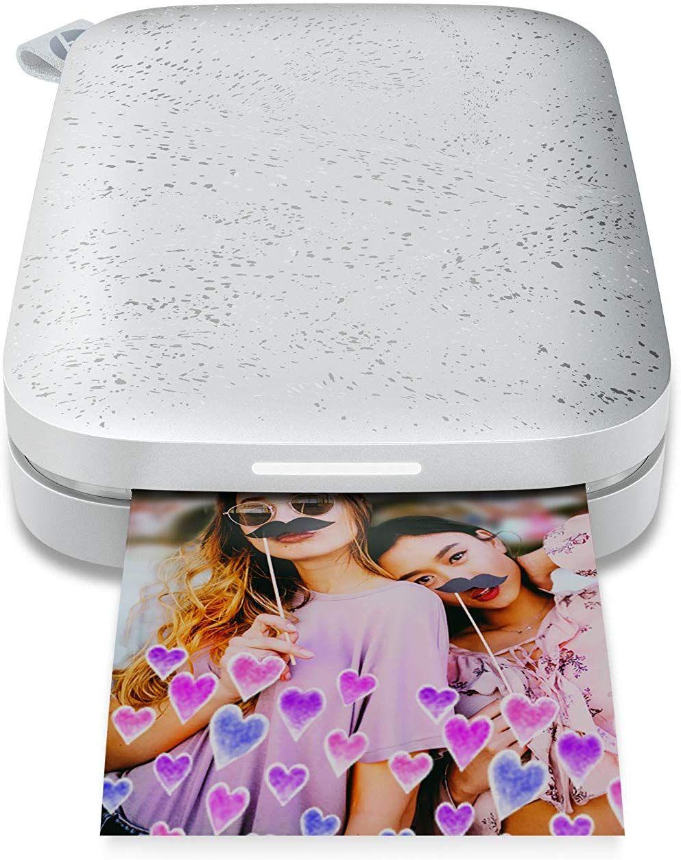HP Sprocket 200 Portable Smartphone Photo Printer White £69.99 @ Amazon