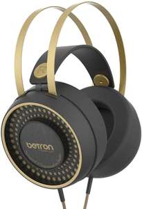Betron Retro Over Ear Headphones Bass Driven Sound for Iphone, Ipod, Ipad, Tablets, Laptops £9.63 + £4.49 delivery Non Prime @ Amazon
