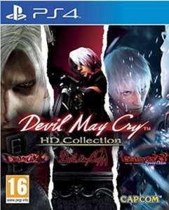 Devil May Cry HD Collection (PS4)£12.85 at Base.com