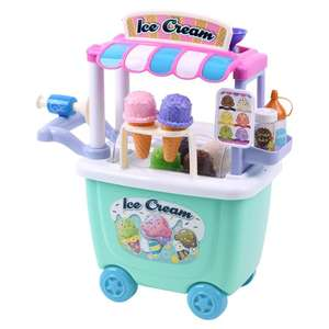 Playgo Ice Cream Set - TESCO - £12.50