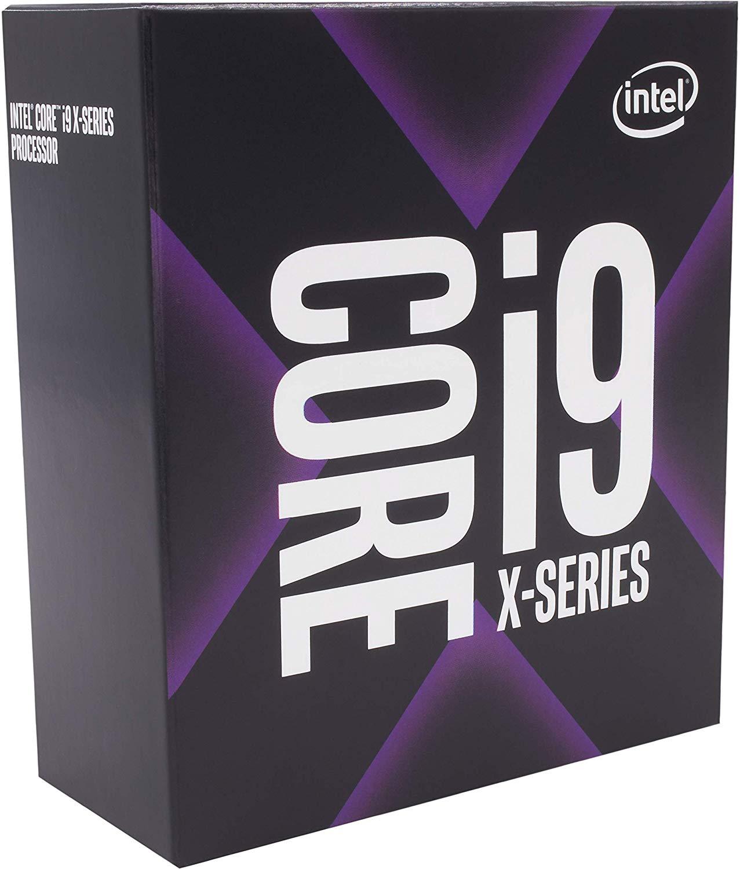 Intel Core i9-9820X Processor 3.3 GHz Box 16.5 MB Smart Cache for £499.98