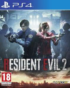 Resident Evil 2 Remaster (PS4/Xbox One) £16 @ ASDA