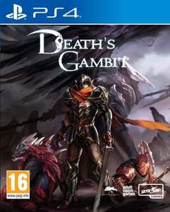 Death's Gambit PS4 – £9.99 at GAME + free Click and Collect