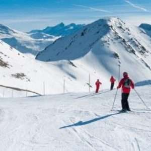 From Luton: 7 Night Group of 4 Ski Holiday, Flights, Accommodation, Lift Pass & Equipment Hire £186.48pp @ Snowtrex