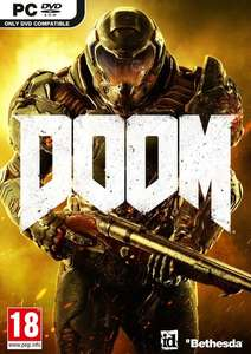 [Steam] DOOM (2016) PC – £3.79 @ CDKeys