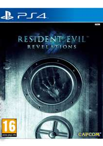 Resident evil revelations (PS4) £9.99 @ Simply Games