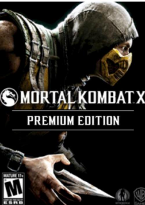 Mortal Kombat X Premium Edition PC £3.99 at CDKeys