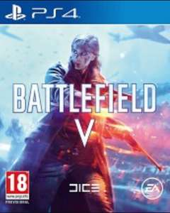 Battlefield V PS4 used £9.99 @ boomerang