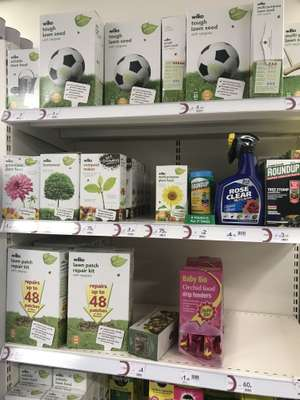Wilko (Chester) Further Garden Reductions from 20p