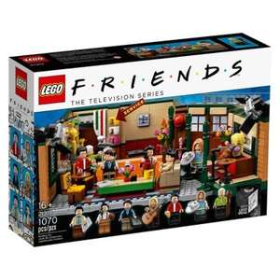 LEGO 21319 Ideas Friends Central Perk £58.99 @ Smyths