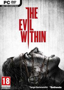 The Evil Within PC steam key £2.99 / Evil Within 2 £5.99 at CDKeys