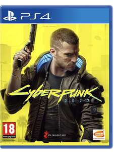 Cyberpunk Steelbook limited edition (PS4) £49.99 Amazon (Exclusive to Amazon.co.uk)