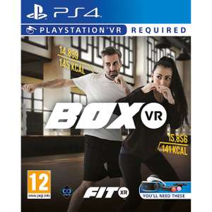 BOX VR (PS4 PSVR) £17 @ AO.com