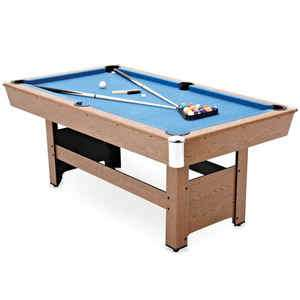 Crane 6ft Pool Table includes all accesories + return ball system and includes a 3 year warranty  - £186.94 delivered @ ALDI