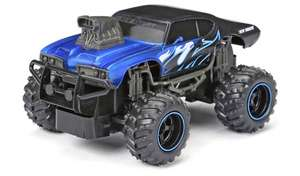 New Bright 1:24 Radio Controlled Mega Muscle Truck - Blue £10 @ Argos