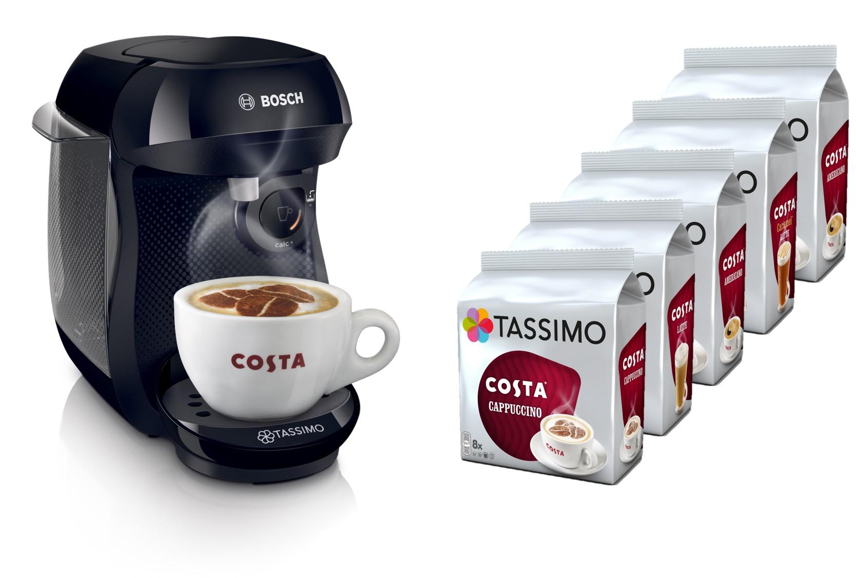 Tassimo happy machine + 5 packs tassimo costa £49.99 @ Tassimo