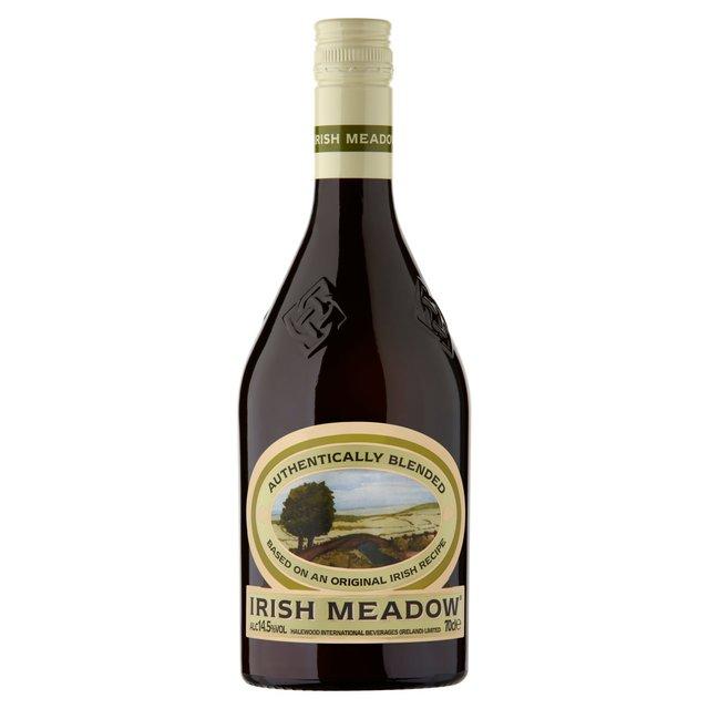 Morrisons – Irish Meadow Cream Liqueur 70cl £4.87 at Morrisons