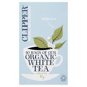 Clipper white tea £1 @ Asda