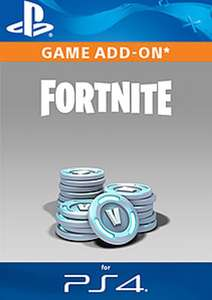Work around for iOS Fortnite 2,800 V-Bucks using the PS4 £18.99 @ CDKeys