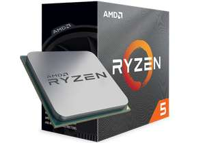 AMD Ryzen 5 3600 3.6GHz 6x Core Processor with Wraith Stealth Cooler £172.38 delivered @ Aria PC