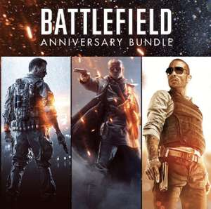 Battlefield Anniversary Bundle (PS4) – £12.99 @ PlayStation Store