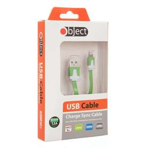 3M iPhone Cable – £3.99 Delivered @ Euro Car Parts