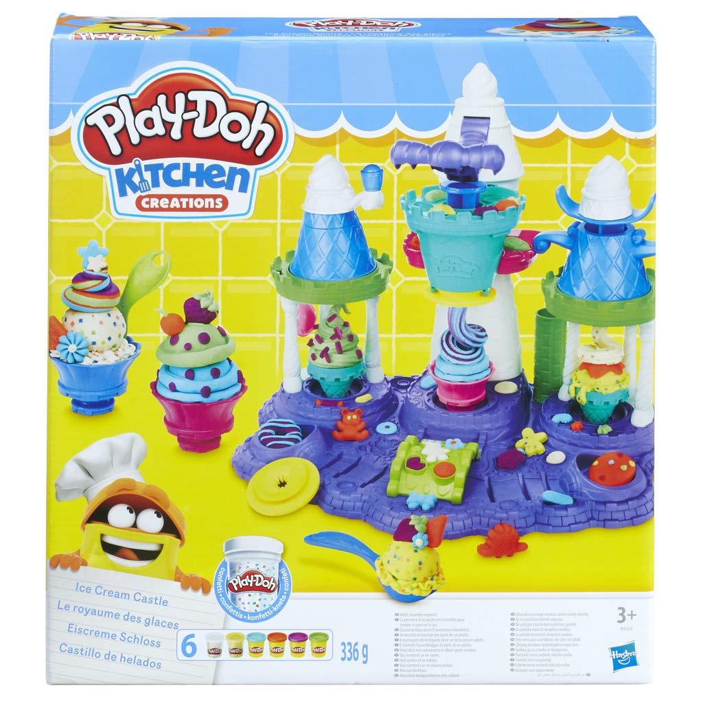 Play-Doh Ice Cream Castle  £9.98 + £4.49 delivery Non Prime @ Amazon