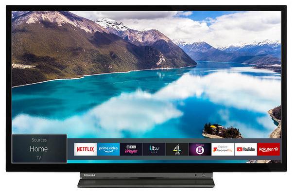 Toshiba 32 inch full hd smart TV 5 year warranty – £161.98 Instore @ Costco (Watford)