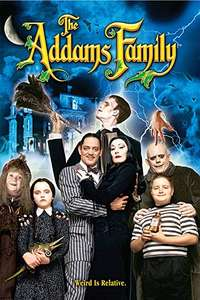 Adams Family HD £2.33 to own @ Amazon discount offer