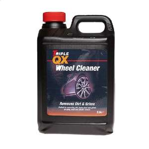 Triple QX alloy wheel cleaner - 2.5 litres for £1.88 Delivered @ CarParts4Less