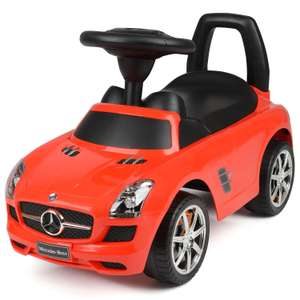 Mercedes Benz AMG Car Ride On - £24.99 @ Argos discount deal