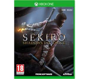 Sekiro: Shadows Die Twice (Xbox One) - £27.97 @ Currys discount deal
