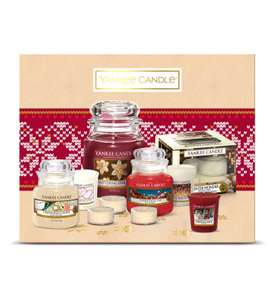Yankee Candle Christmas Collection Gift Set - £25 + free Click and Collect @ Boots Shop