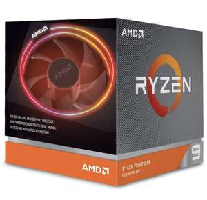 AMD Ryzen 9 3900X Processor (12C/24T, 70MB Cache, 4.6 GHz Max Boost) - £503.99 delivered @ Amazon Global Store
