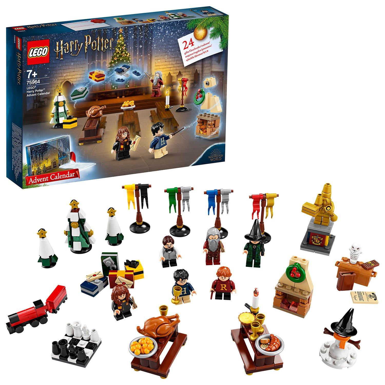 LEGO Harry Potter Advent Calendar 2019 Set 75964 £17.55 using code @ Argos