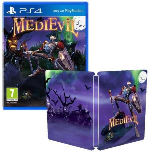 Medievil Steelbook- Including DLC (PS4) £23.85 Delivered @ Base