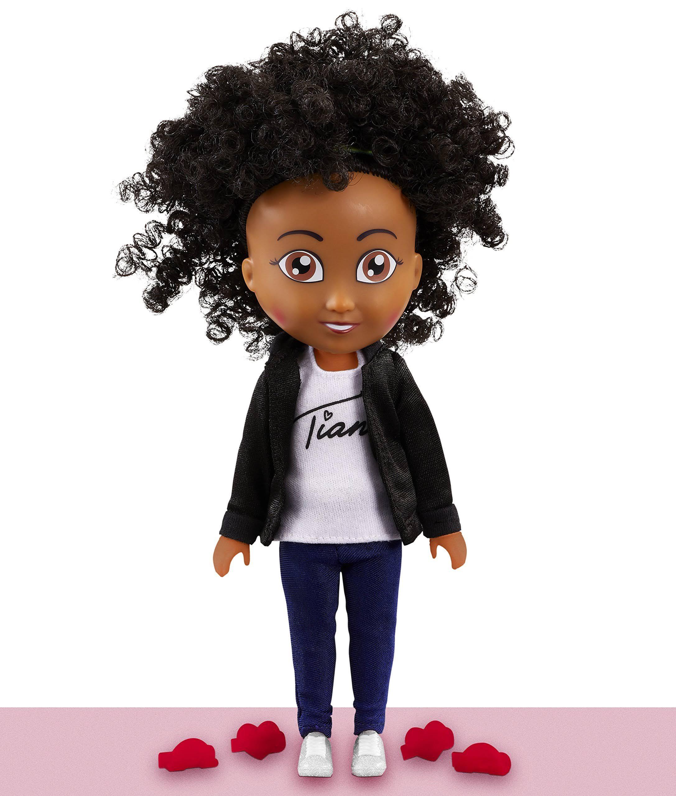 Tiana TT squad doll £1.99 home bargains
