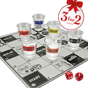 Snakes And Bladdered Drinking Game £7.99 @  Gift and Gadget