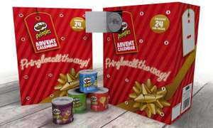 Pringles Cracker 24-Day Advent Calendar - £21.98 delivered @ Groupon / £19.99 using code for first time customers