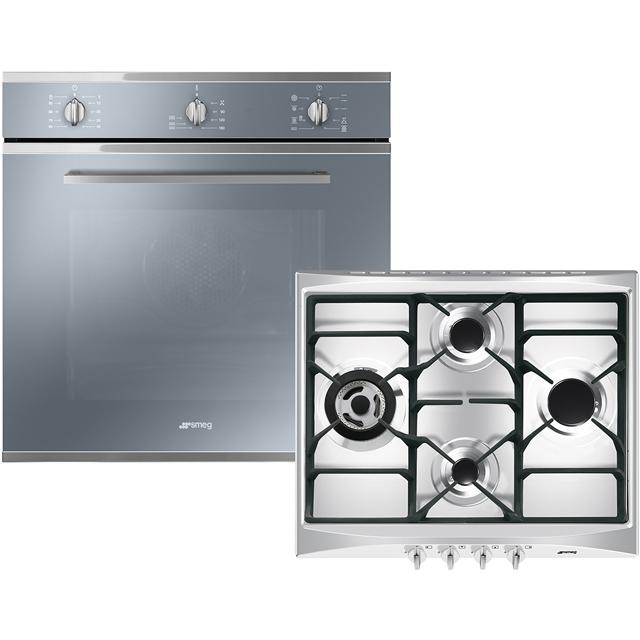 £50 off Smeg Built in Cooking appliances with voucher Code @ AO.com