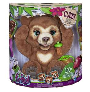 Fur Real Friends Cubby The Curious Bear Interactive Plush Toy £65 Amazon